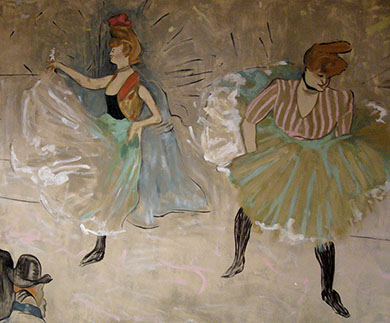 Rec Room Mural