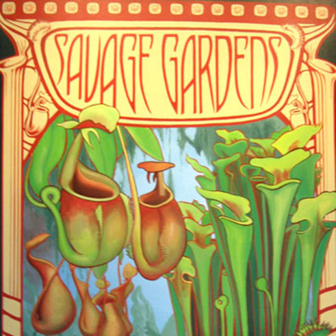 Savage Gardens Banners