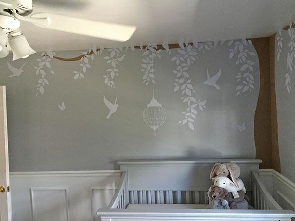 mural nursery