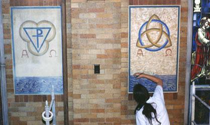 mural restoration oratory ip2