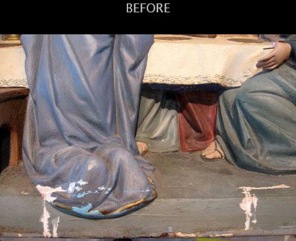 restoration altarB2