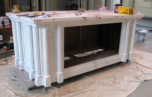 restoration altar 1