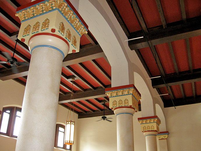 restoration refectory