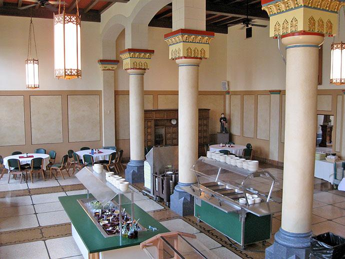 restoration refectory1