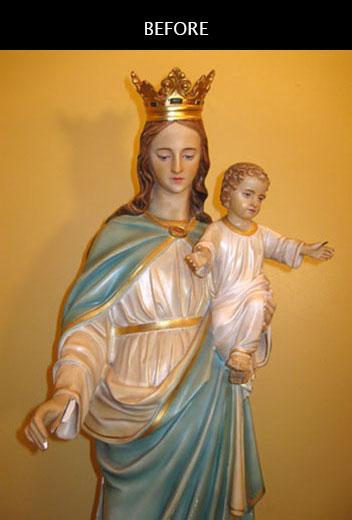 restoration statue mary1 copy