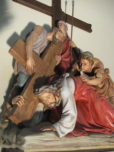 decorative painting church 1m