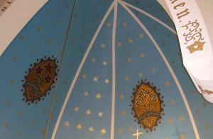 decorative painting church 4