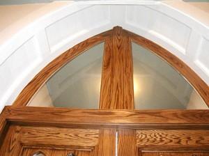 faux oak wood 1