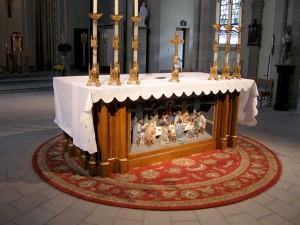 restoration altar 7