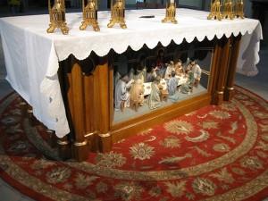 restoration altar 8