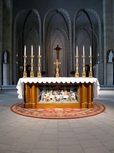 restoration altar 9