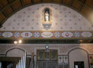 restoration chapel