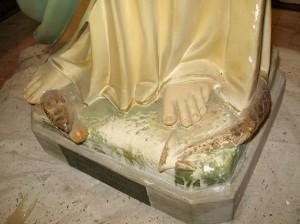 restoration statue 1a
