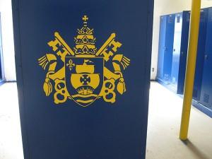 sign lockers